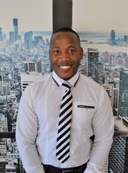 Brandon Zuma, estate agent