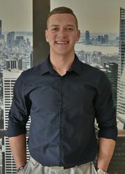 Louis Van der Merwe, estate agent