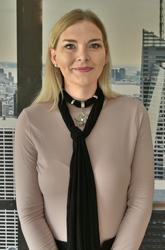 Leonie Fincham , estate agent