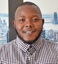 Lwazi Ngonyama, estate agent