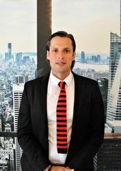 Warrick Wiegand, estate agent