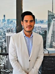 Ryan Kwan, estate agent