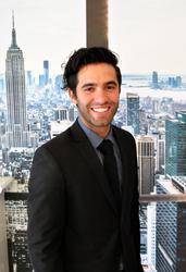 Calvin Ferreira, estate agent