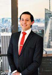Joshua Barker, estate agent