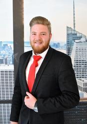 Kyle Rogers, estate agent