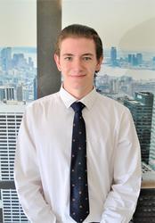 Dylan Worth, estate agent