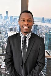 Rodney Benganga, estate agent