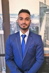 Akshay Algooram, estate agent